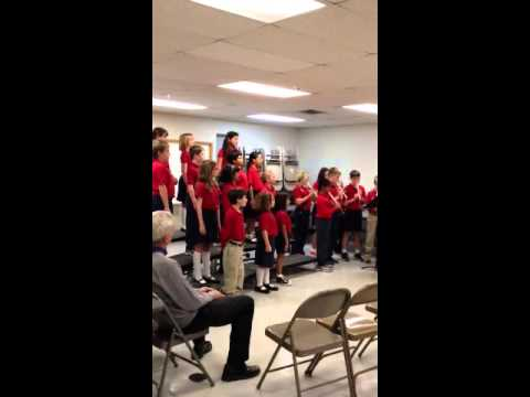 Strickland Christian School Song
