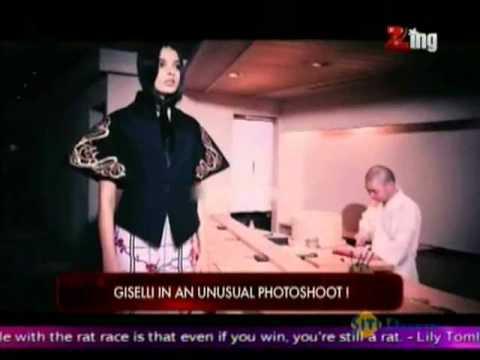 Asin & Giselli Photoshoot