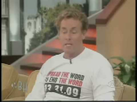 John C. McGinley and the R-word