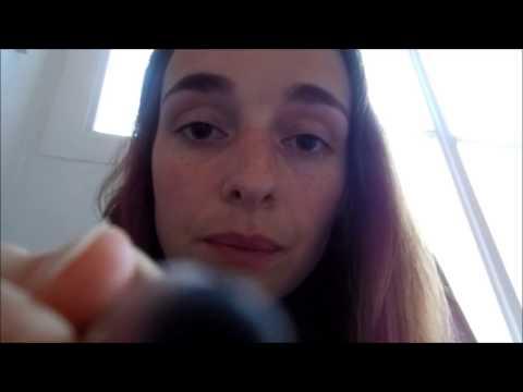 ASMR Soft Spoken RP - Make up Artist