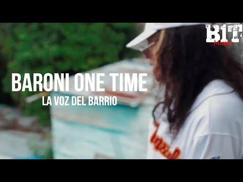 Baroni One Time - La Voz Del Barrio.