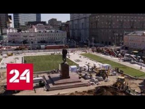 Зеленая зона и современные трамваи: Тверскую Заставу не узнать