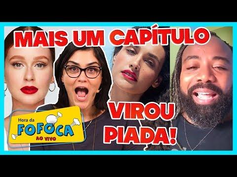 🔥Marina Ruy Barbosa procura Débora Nascimento + Rodrigo vira piada após anunciar livro sobre o BBB19 thumbnail