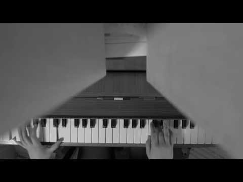 OneRepublic - Au Revoir (piano cover) with sheet music