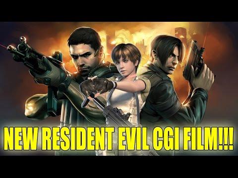 New Resident Evil CGI Movie 2017