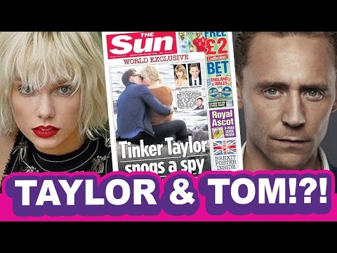 Taylor Swift & Tom Hiddleston - Real or Fake? (Debatable)