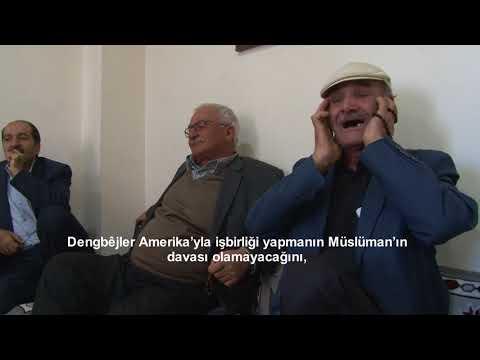 Muşlu Dengbejler'den Zeytin Dalı Operasyonu'na geleneksel yöntemlerle destek