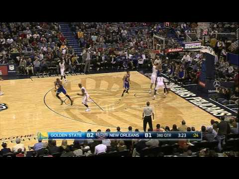 Golden State Warriors vs. New Orleans Pelicans Full Highlights 12.14.2014