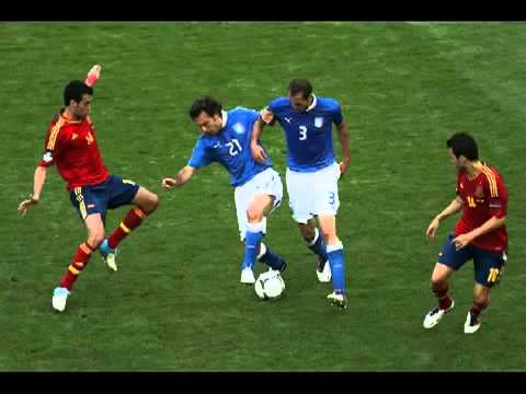 HD HIGHLIGHTS and GOALS SPAIN 4 0 ITALY EURO 2012 CUP FINAL   YouTube