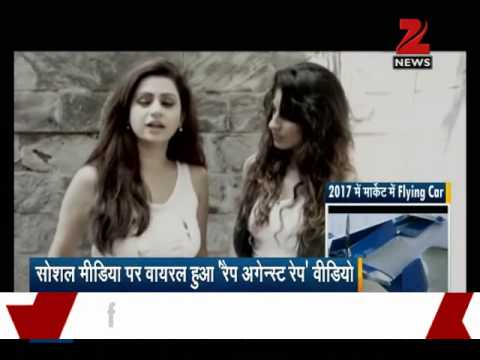 Watch: Mumbai Girls 'rap Against Rape' Viral Video! video