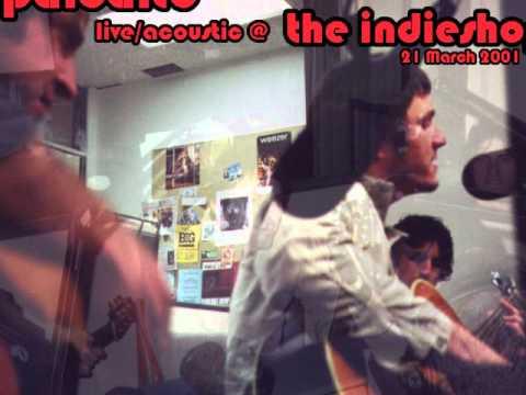 Paloalto - Throw The Brick (acoustic in-studio) (2001-03-21)