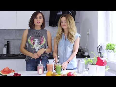 Zdrowe, Smaczne I Kolorowe Smoothies + Konkurs - [ DermoTV]