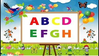 ABC Song | ABCD Alphabet Songs For Kids | ABC Songs for Children With 3D ABC Nursery Rhymes