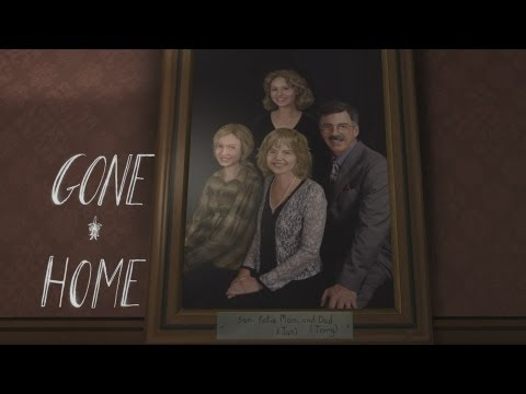 GameSpot Reviews - Gone Home