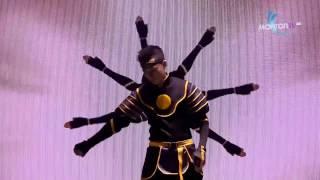 CANION SHIJIRBAT World Best Dancer - Unbelievable Animation Dance in Mongolians Got Talent 2016