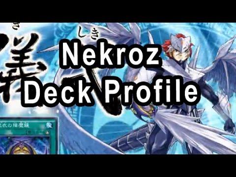Nekroz Deck Profile 2015
