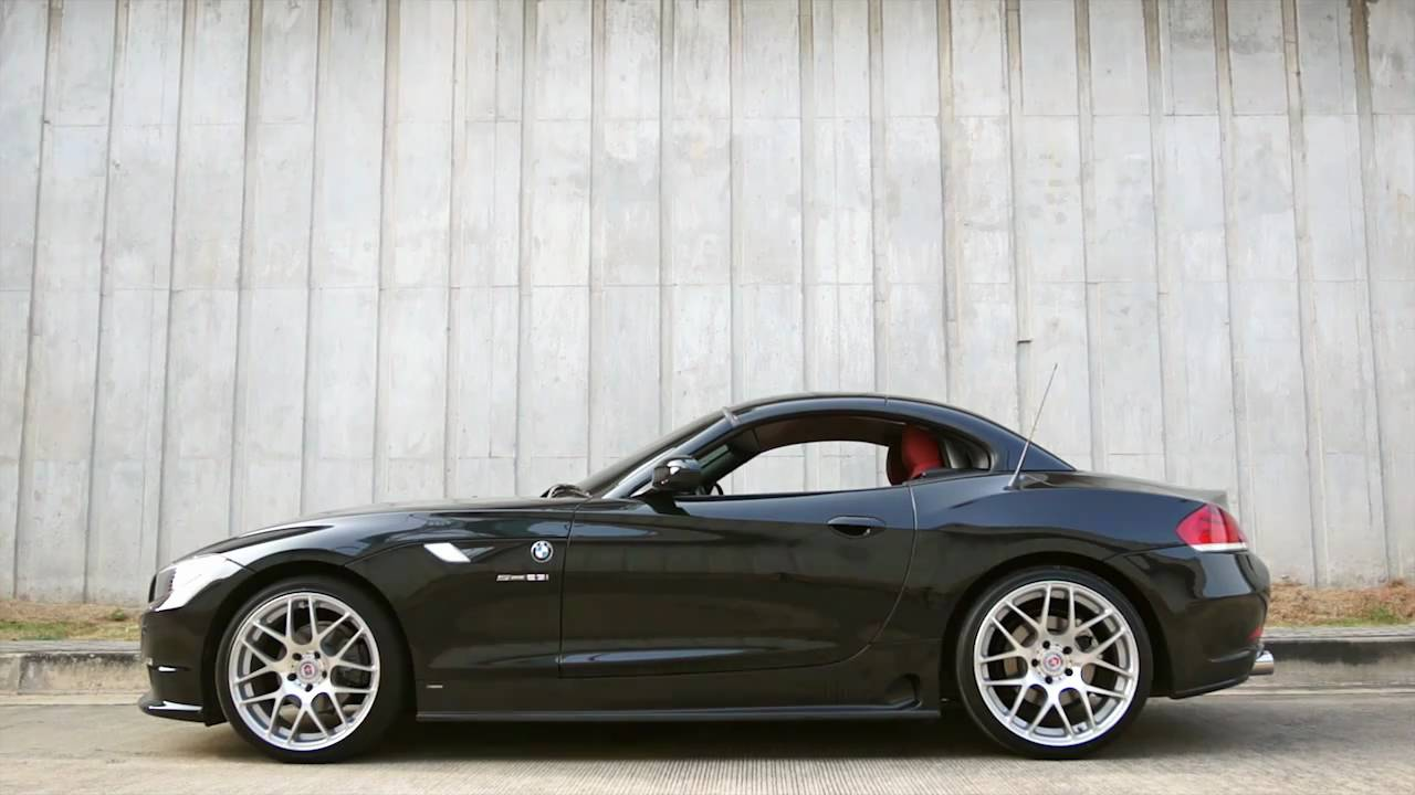 Bmw Z4 E89 Hamann Youtube
