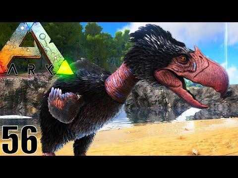 LE VIOLENT TERROR BIRD ! | ARK: Survival Evolved ! #Ep56