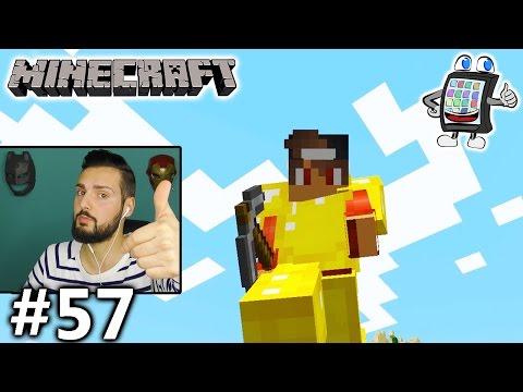 Minecraft #57 Let's Play Deutsch - AMBOSS & NEUE VERZAUBERTE BÜCHER! Spiel mit mir Games mit Kaan