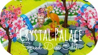 Speed Den Edit .:Crystal Palace:. |Animal Jam|