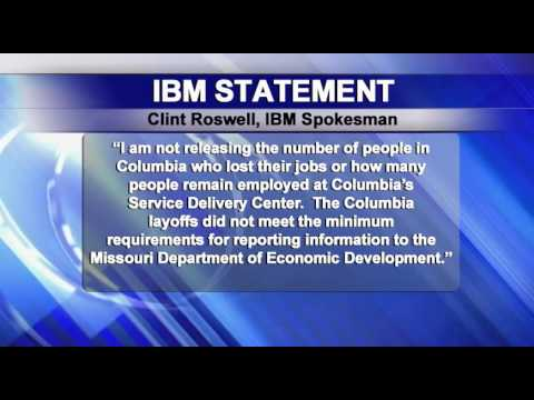 IBM officials confirm layoffs in Columbia, Missouri
