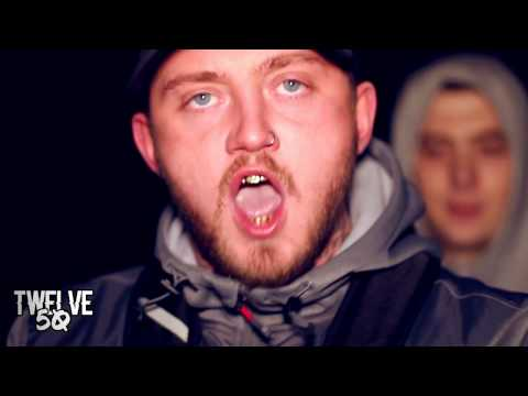 Twelve50TV  SCOTTISH GRIME CYPHER Jed Yung Lays Copey Haas Poczy Mcroy Metagold