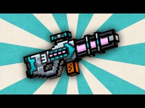 Pixel Gun 3D - Prototype UP2 [Review]