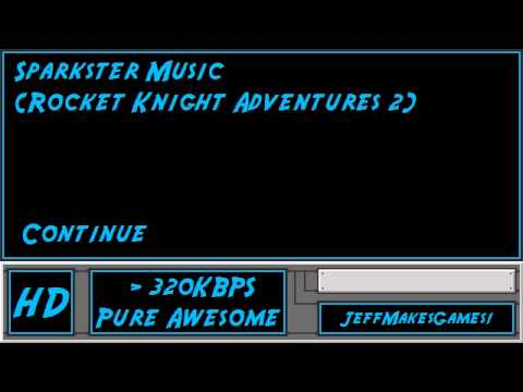 Sparkster (Rocket Knight Adventures 2) Music - Continue