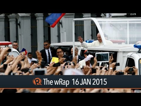 Pope in Manila, Al Qaeda vs ISIS, Google Glass gone | The wRap