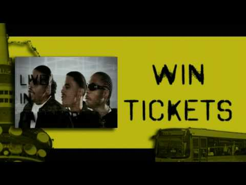 Bone Thugs-N-Harmony live in Canberra - WIN DOUBLE PASSES.