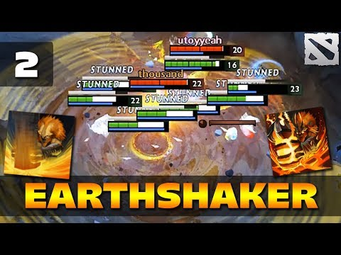 Dota 2 Earthshaker Moments Ep. 2