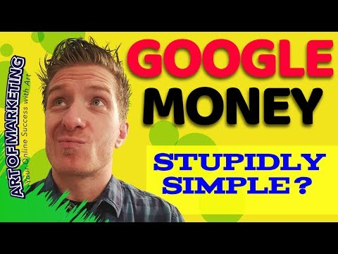 GOOGLE MONEY 2019 🔥 Stupidly Simple Way to Make Money On Google 🔥🔥🔥