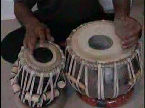 Tabla Lesson 6 By Venkat video