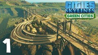 Cities Skylines: Green Cities ►Wir bauen eine grüne Stadt! (Teil 1)