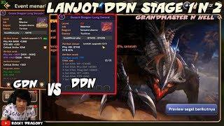 Equip DDN SEGER !!! Lv 80 Dark Avenger DDN Stage 1 & 2 (GM & HELL) !!! Dragon Nest M