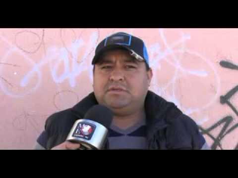 Temen vecinos de la colonia Frente Popular de Zacatecas derrumbe de casas ubicadas a un costado de u