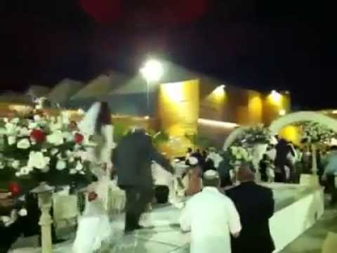 Life in Israel: Gaza Rockets Interrupt Wedding in Ashdod