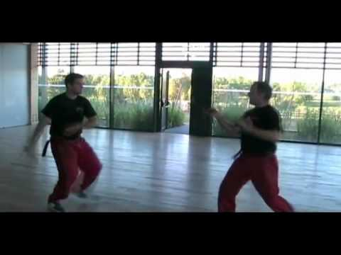 Modern Arnis France Demonstration 2011 Video