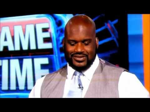 Shaq Announces He's A Mason & Shows Off Ring