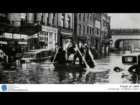 Historic Disasters in Pennsylvania, 1889-Present