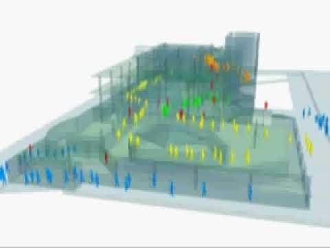 Simulacion de evacuacion de edificios 2. Clones. www.segurintenorte.es