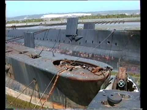 scrapyard submarines