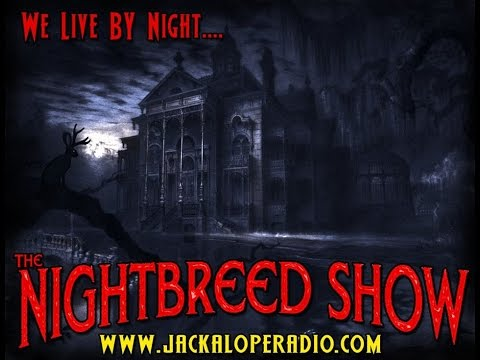 Mike GhostGetter & Laura Maxwell : NightBreed Show - Jackalope Radio, Dallas, USA.