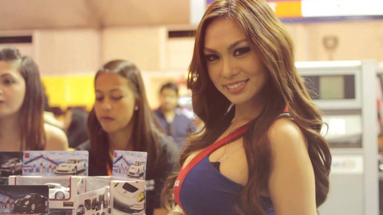 The Girls of Manila In...