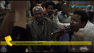 "Neway Debebe sings ""hagere"" for Samora Yenus and other anti-Ethiopia Woyanne hyenas"