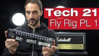 Tech 21 PL1 Paul Landers Signature Fly Rig