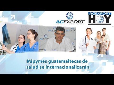 Mipymes guatemaltecas de salud se internacionalizarán
