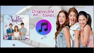 Violetta CD (Download On ITunes)