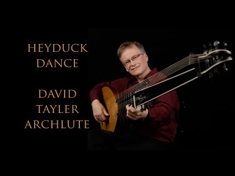 Heyduck Dance; David Tayler, archlute