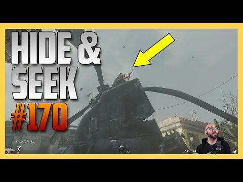 Hide and Seek #170 on CRASH (Modern Warfare Remastered)